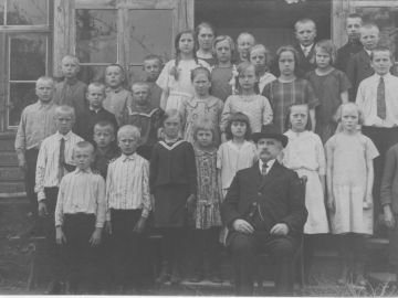 Munalaskme algkool 1926/27a.