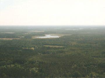 Vaade Ruila järvele