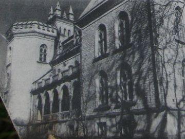 Laitse mõisahoone (valm. 1892) 1991.a. kevadel.