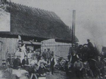 Laitse Masinaühistu 1930 paiku.